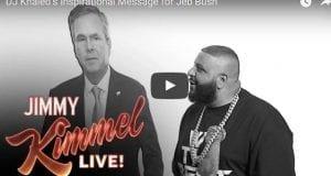 DJ Khaleds inspirational advice to Jeb bush