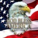 Eagle God Bless America