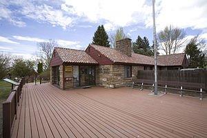 Malheur National Wildlife Refuge headquarters