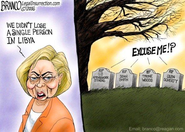 Benghazi 4 Forgotten