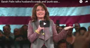 Palin punk-ass thuggery