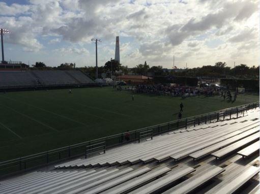 Photo of Rubio rallies near empty in Florida