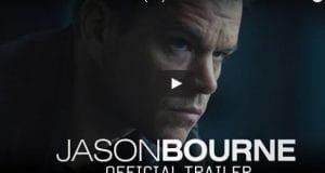 Jason Borne Trailer