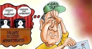 Never-Trump Smell Test - A.F. Branco