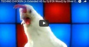 Singing Techno Chickenb