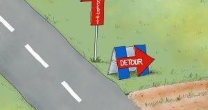 Campaign Signs - A.F. Branco