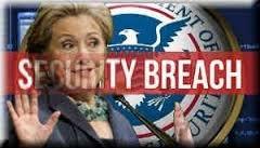 Hillary Security Breach