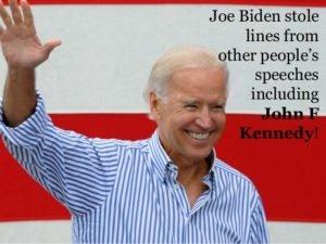 Joe Biden Plagiarism