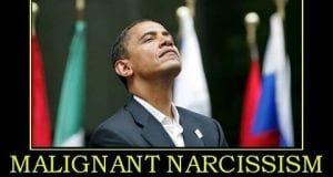 Obama Malignant Narcissism