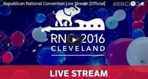 RNC convention live stream