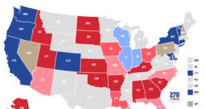 2016 U.S. Senate seats up for election