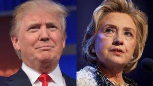 Donald Trump - Hillary Clinton - Debate