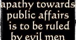 Plato on Apathy