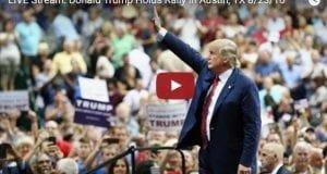 Trump Rally Austin, TX 8-23-16