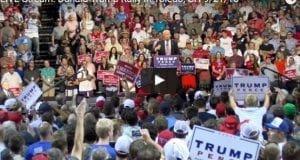 Donald Trump Rally in Toledo, OH 9/21/16