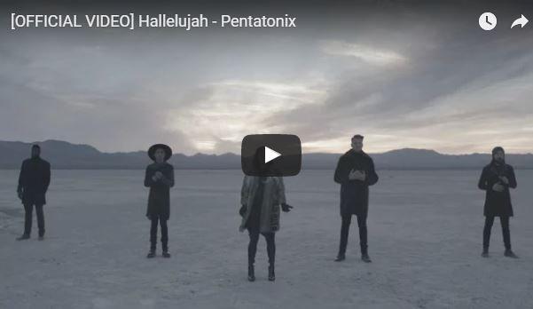 Photo of WATCH this powerhouse performance: Hallelujah – Pentatonix
