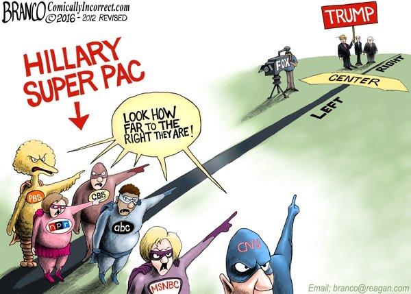 Hillary Super Pac - A.F. Branco