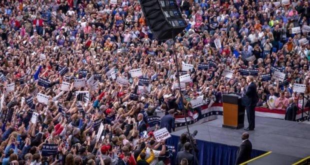 Trump's Rallies Break All Attendance Records ...