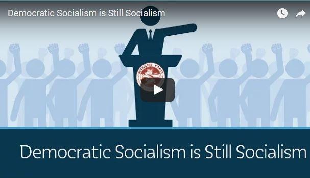 Photo of Democratic Socialism is Still Socialism