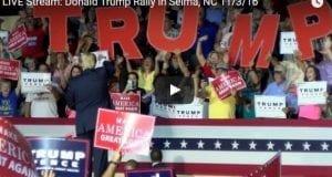 donald-trump-rally-selma-north-carolina-live-stream-11-3-16