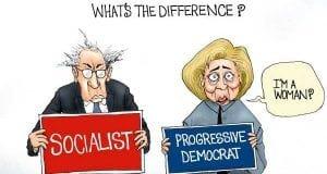 socialist-vs-democrat-600x429