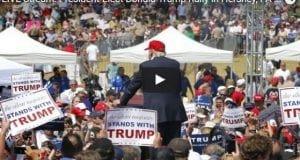 Donald Trump USA Thank You Tour Hershey Pennsylvania 12-15-16