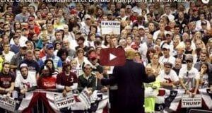 Live Stream Donald Trump USA Thank You Rally West Allis, Michigan 12-13-16