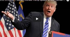 Donald Trump at GOP retreat 01-26-2017