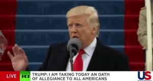 Donald Trump inaugural speech