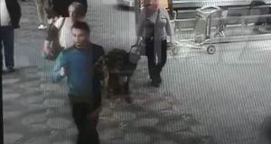 Esteban Santiago Fort Lauderdale shooting suspect security camera video of shooting