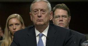General Mattis Senate Confirmation live stream
