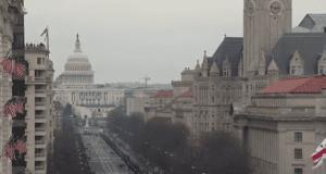 Trump inaugural parade