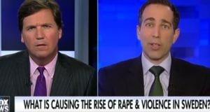 Tucker Carlson Ami Horowitz Sweden Violence