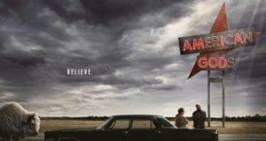 American Gods title art