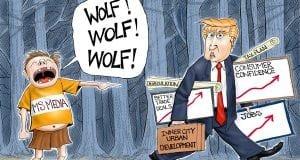 Beast of Burden - A.F. Branco Political Cartoon