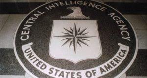 CIA Lobby Seal