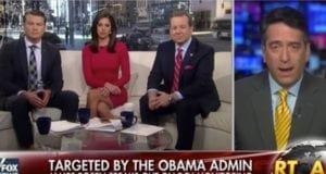 James Rosen Obama admin surveillance