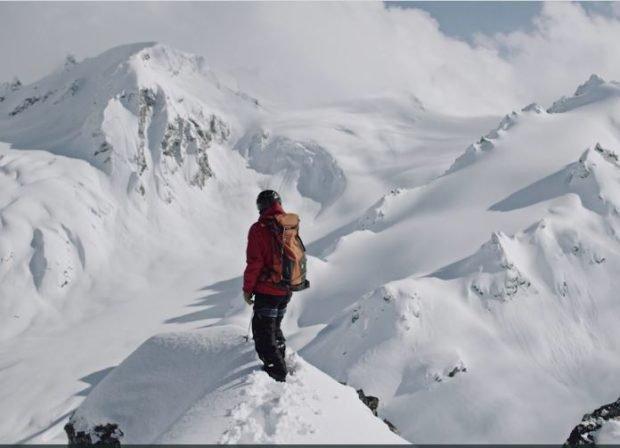 John Shocklee skii guide documentary