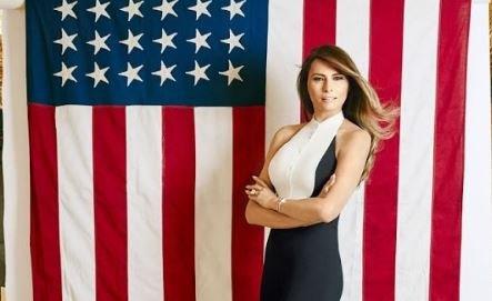 Melania Trump women of courage award