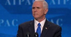 Mike Pence AIPAC 2017 Keynote Speech