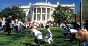 White House Easter Egg Hunt