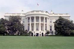 White House South Portico