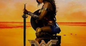 Wonder Woman Poster Art