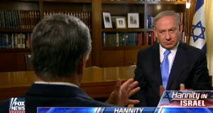 Benjamin Netanyahu Fox News Hannity