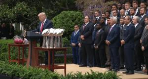 Donald Trump New England Patriots White House