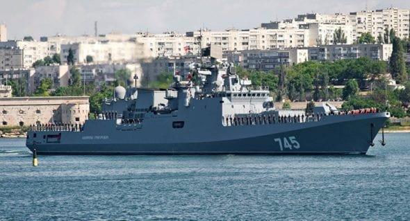 Grigorovich Frigate - Russia
