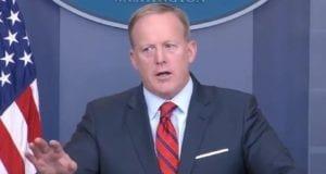 Sean Spicer hitler assad