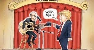 Sweet Baby Change - A.F. Branco political cartoon