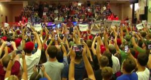 Trump rally Harrisburg, Pennsylvania
