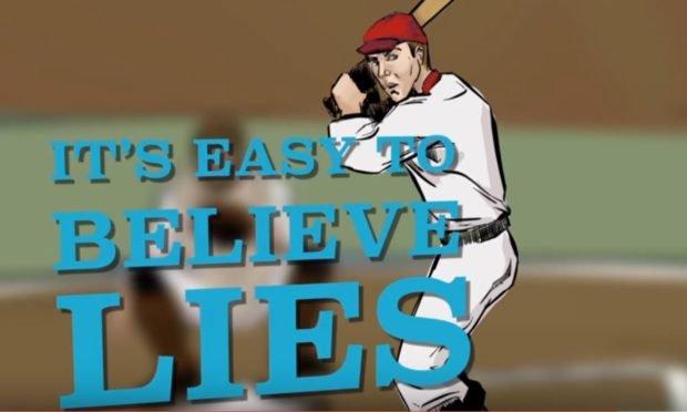 Ty Cobb lies racism